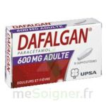 DAFALGAN ADULTES 600 mg, suppositoire à Libourne