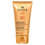 Crème Délicieuse Haute Protection Spf30 Nuxe Sun50ml à Libourne
