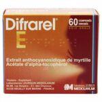 DIFRAREL E, comprimé enrobé à Libourne