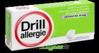 Drill 10 Mg Comprimés à Sucer Allergie Cétirizine Plq/7 à Libourne