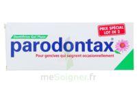 PARODONTAX DENTIFRICE GEL FLUOR 75ML x2 à Libourne