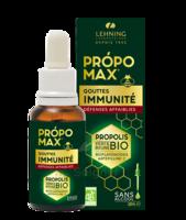 Lehning Propomax Immunité Propolis Verte Bio Extrait Sans Alcool Fl/30ml à Libourne