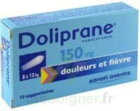 Doliprane 150 Mg Suppositoires 2plq/5 (10) à Libourne