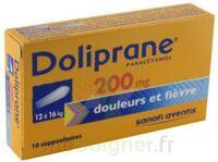 Doliprane 200 Mg Suppositoires 2plq/5 (10) à Libourne