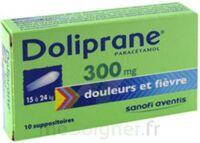 Doliprane 300 Mg Suppositoires 2plq/5 (10) à Libourne