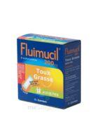 FLUIMUCIL EXPECTORANT ACETYLCYSTEINE 200 mg ADULTES SANS SUCRE, granulés pour solution buvable en sachet édulcorés à l'aspartam et au sorbitol à Libourne
