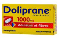 DOLIPRANE 1000 mg Comprimés Plq/8 à Libourne