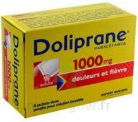 DOLIPRANE 1000 mg Poudre pour solution buvable en sachet-dose B/8 à Libourne