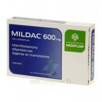 MILDAC 600 mg, comprimé enrobé à Libourne