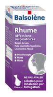 Balsolene, Solution Pour Inhalation Par Fumigation à Libourne