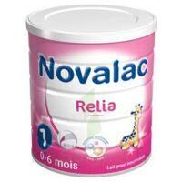 NOVALAC RELIA 1, 0-6 mois bt 800 g à Libourne