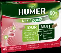 Humer Nez/gorge Jour&nuit 15 Comprimés à Libourne