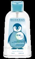 Abcderm H2o Solution Sans Rinçage Nettoyante Bébé Fl Pompe/1l à Libourne