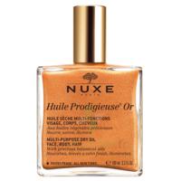 Huile Prodigieuse® Or - Huile Sèche Multi-fonctions Visage, Corps, Cheveux100ml à Libourne