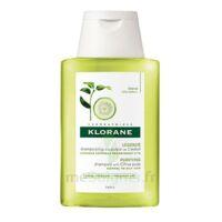 Klorane Cédrat Shampooing Légèreté 100ml à Libourne