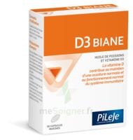 Pileje D3 Biane Capsules 200 Ui - Vitamine D 30 Capsules à Libourne
