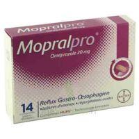 Mopralpro 20 Mg Cpr Gastro-rés Film/14 à Libourne