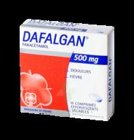 Dafalgan 500 Mg Comprimés Effervescents Sécables Film/16 à Libourne