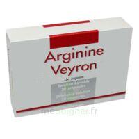 ARGININE VEYRON, solution buvable en ampoule à Libourne