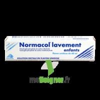 Normacol Lavement Enfants, Solution Rectale, Récipient Unidose à Libourne