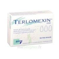 Terlomexin 200 Mg, Capsule Molle Vaginale à Libourne