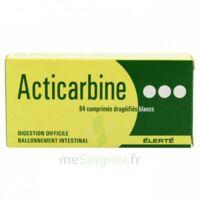 Acticarbine Comprimés Enrobés B/84 à Libourne