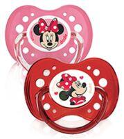 Dodie Disney sucettes silicone +18 mois Minnie Duo à Libourne