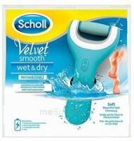 Acheter Scholl Velvet Smooth Wet&Dry Râpe électrique rechargeable à Libourne