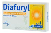 DIAFURYL 200 mg, gélule à Libourne