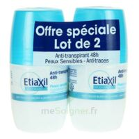 ETIAXIL DEO 48H ROLL-ON LOT 2 à Libourne
