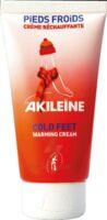 Akileïne Crème réchauffement pieds froids 75ml à Libourne