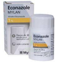 ECONAZOLE MYLAN 1 % Pdr appl cut Fl/30g à Libourne