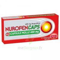 Nurofencaps 400 Mg Caps Molle Plq/10