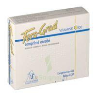 Fero-grad Vitamine C 500, Comprimé Enrobé à Libourne