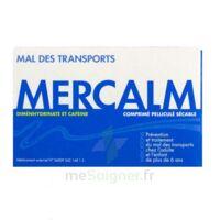 Mercalm, Comprimé Pelliculé Sécable à Libourne