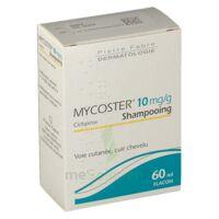 Mycoster 10 Mg/g Shampooing Fl/60ml à Libourne