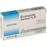 Econazole Zentiva Lp 150 Mg, Ovule à Libération Prolongée à Libourne