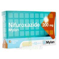 NIFUROXAZIDE MYLAN 200 mg, 12 gélules à Libourne