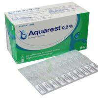AQUAREST 0,2 %, gel opthalmique en récipient unidose à Libourne