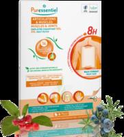 PURESSENTIEL ARTICULATIONS ET MUSCLES Emplâtre chauffant 14 huiles essentielles XXL à Libourne