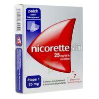 Nicoretteskin 25 Mg/16 H Dispositif Transdermique B/28 à Libourne