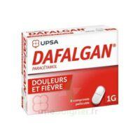 DAFALGAN 1000 mg Comprimés pelliculés Plq/8 à Libourne