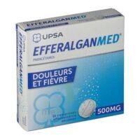EFFERALGANMED 500 mg, comprimé effervescent sécable à Libourne