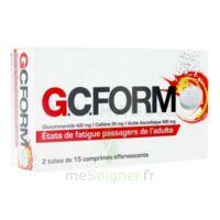 GCFORM, comprimé effervescent à Libourne