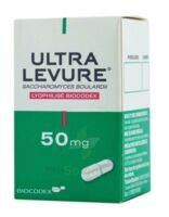 Ultra-levure 50 Mg Gélules Fl/50 à Libourne