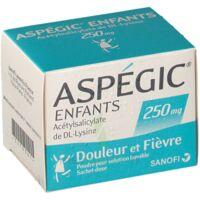 Aspegic Enfants 250, Poudre Pour Solution Buvable En Sachet-dose à Libourne