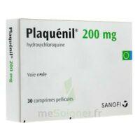 PLAQUENIL 200 mg, comprimé pelliculé à Libourne