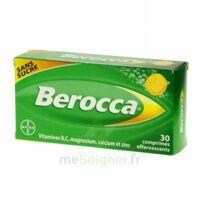 BEROCCA Comprimés effervescents sans sucre T/30 à Libourne