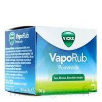 VICKS VAPORUB, pommade 50g à Libourne