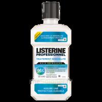Listerine Professionnel Bain bouche traitement sensibilité 500ml à Libourne